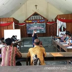 YCMM dan Huma Gelar Pelatihan Mediasi dan Negosiasi untuk Komunitas Adat Mentawai