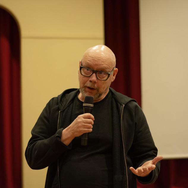 Professori, Janne Seppänen