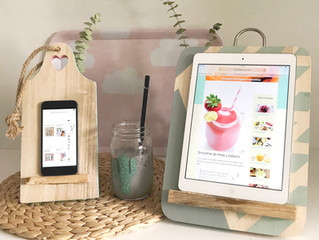DIY: Soporte para tablet