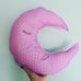 DIY: Cojín con forma de Luna