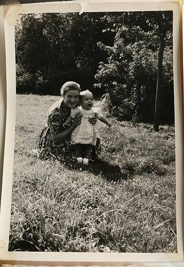Summer 1955 - Black and White