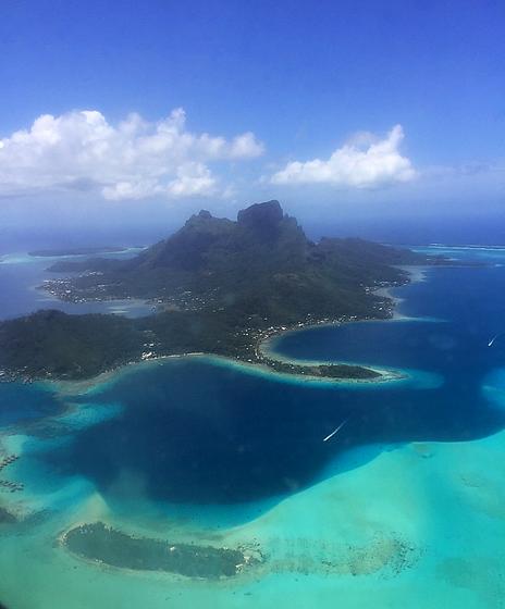 Trip to Tahiti Bora Bora