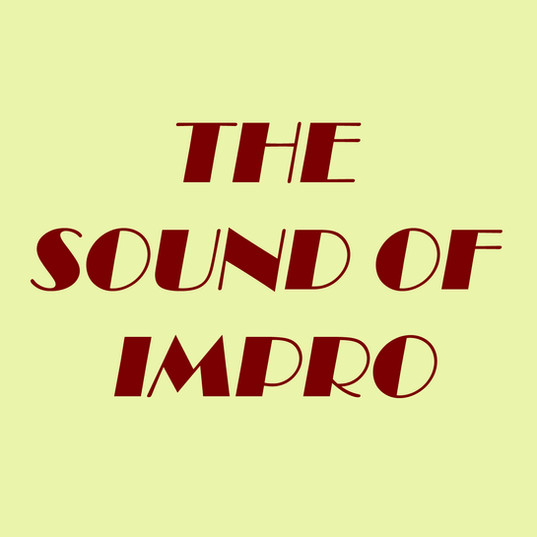 The sound of impro
