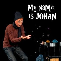 My name is Johan