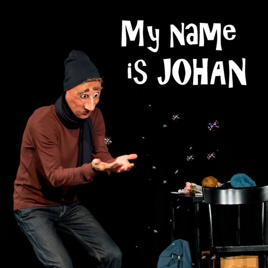 My name is Johan