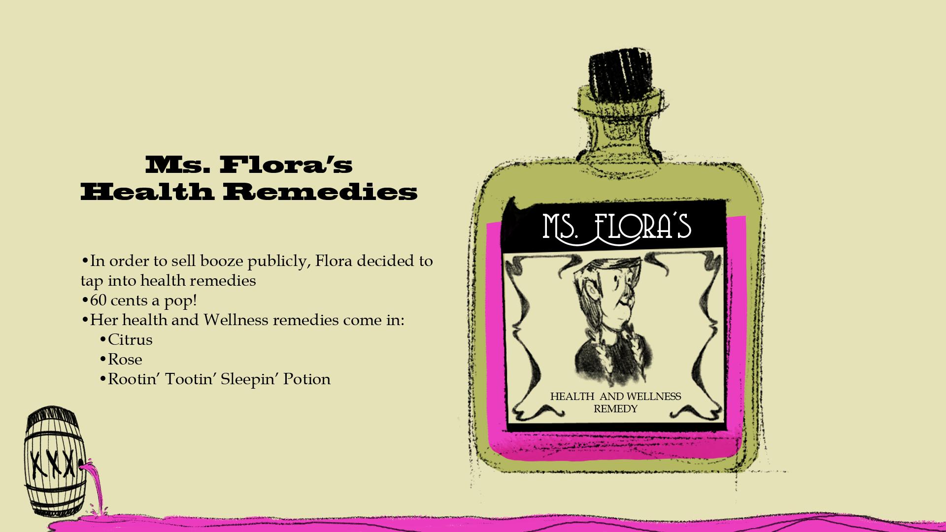 Ms. Flora's Health Remedies