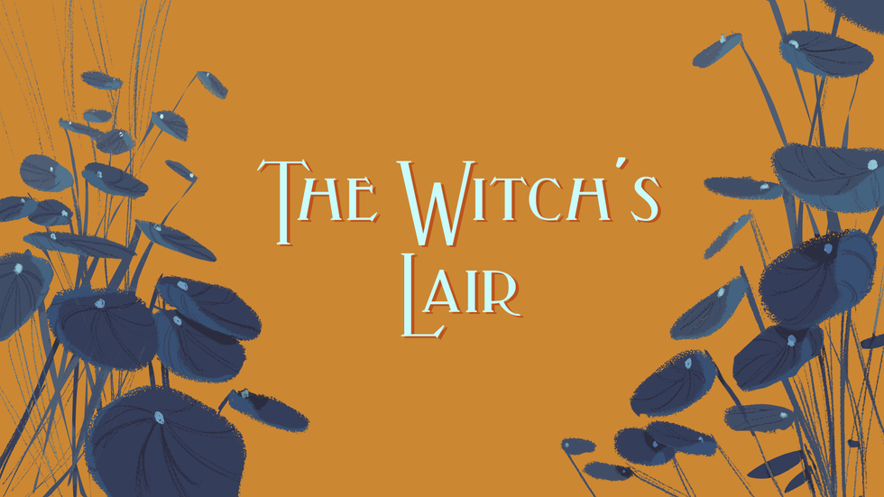 The Witch's Lair