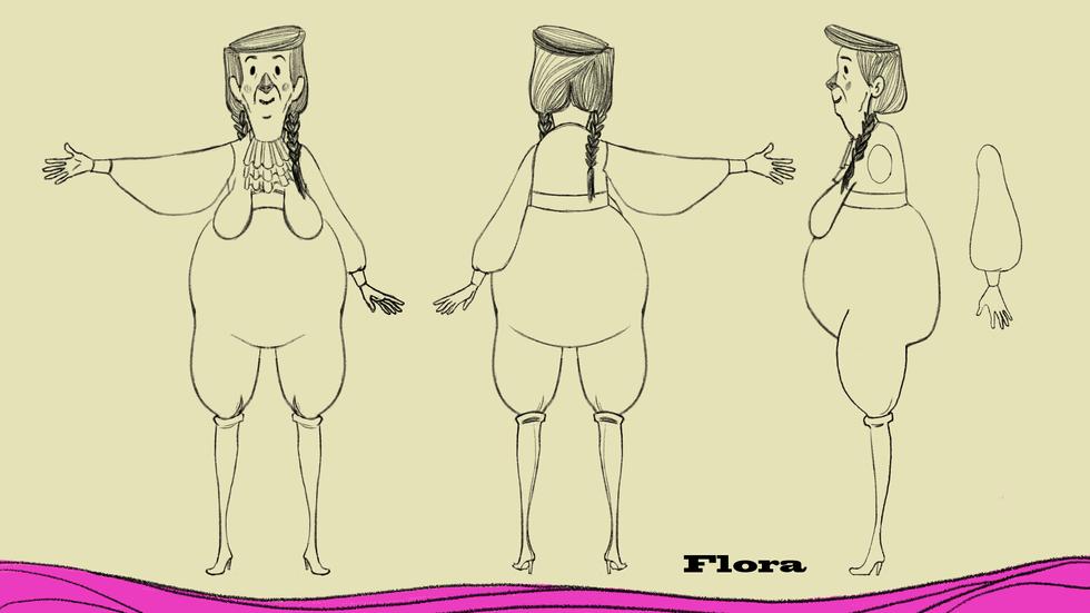 Flora Turnaround
