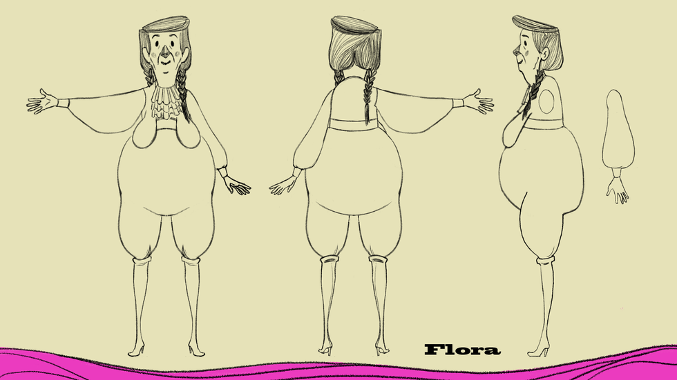 Flora Turnarounds
