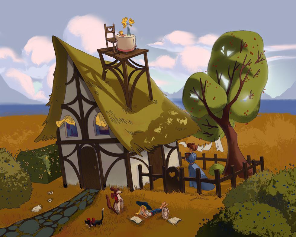 Lil Farmhouse final