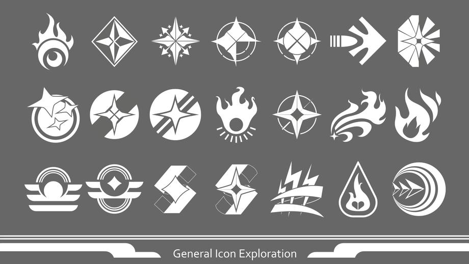 General Icon Exploration
