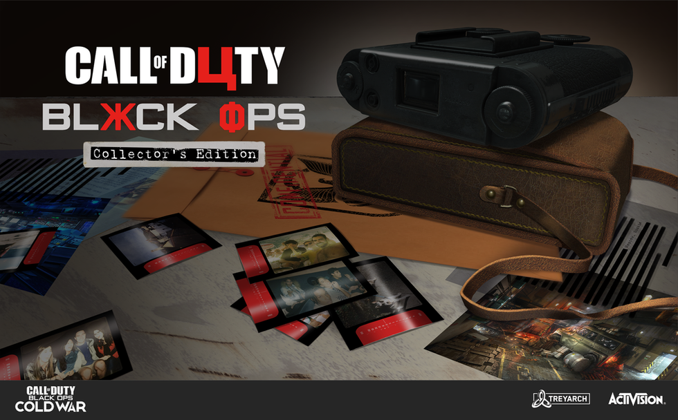 Collector's Edition Mockup