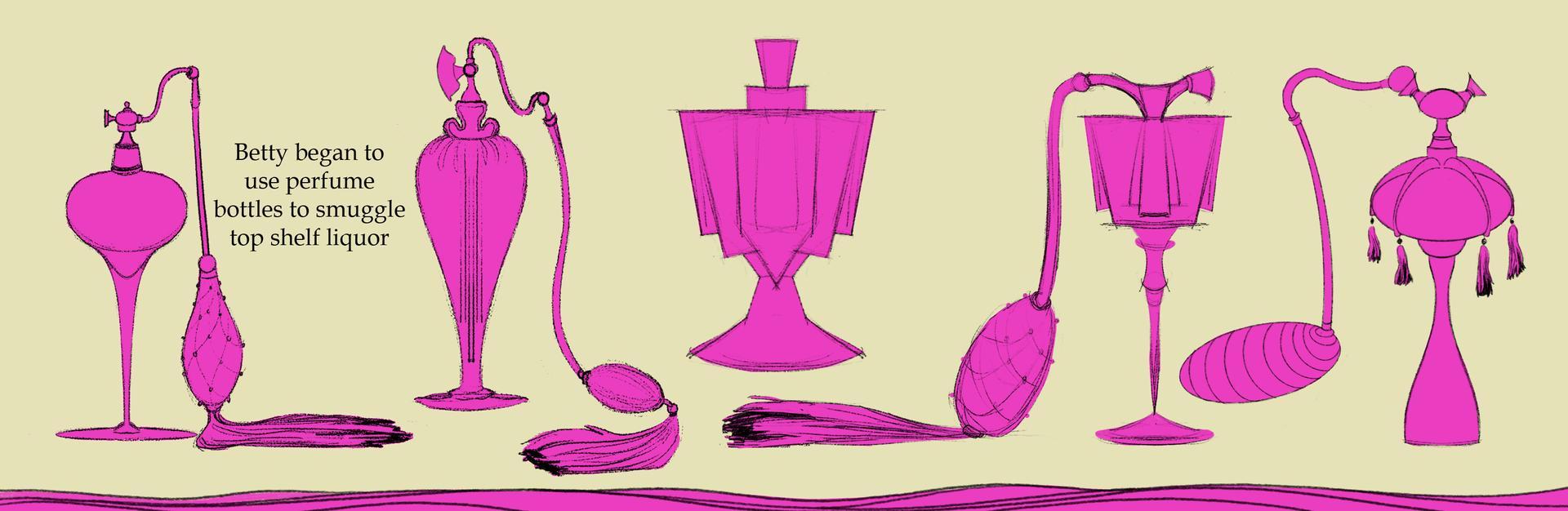 Perfume Bottle Exploration