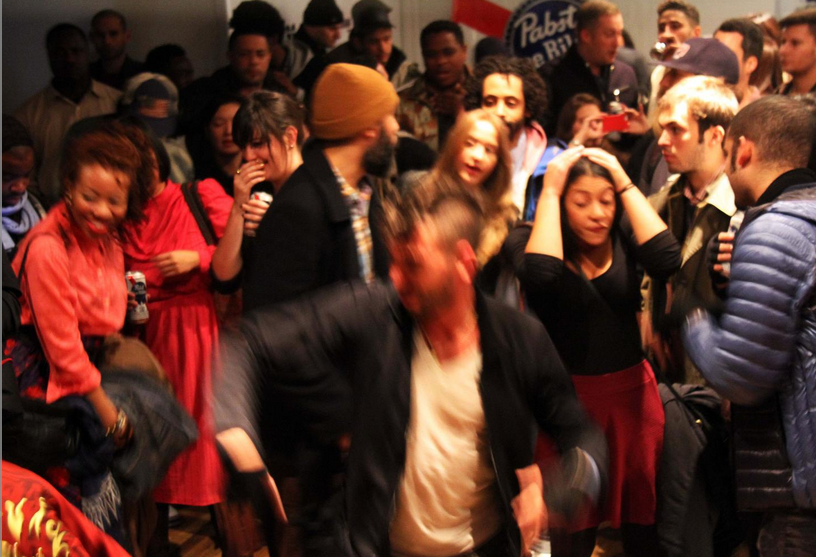WU HA Launch Party NYC