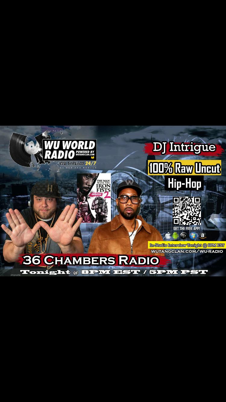 Intrigue/RZA Interview