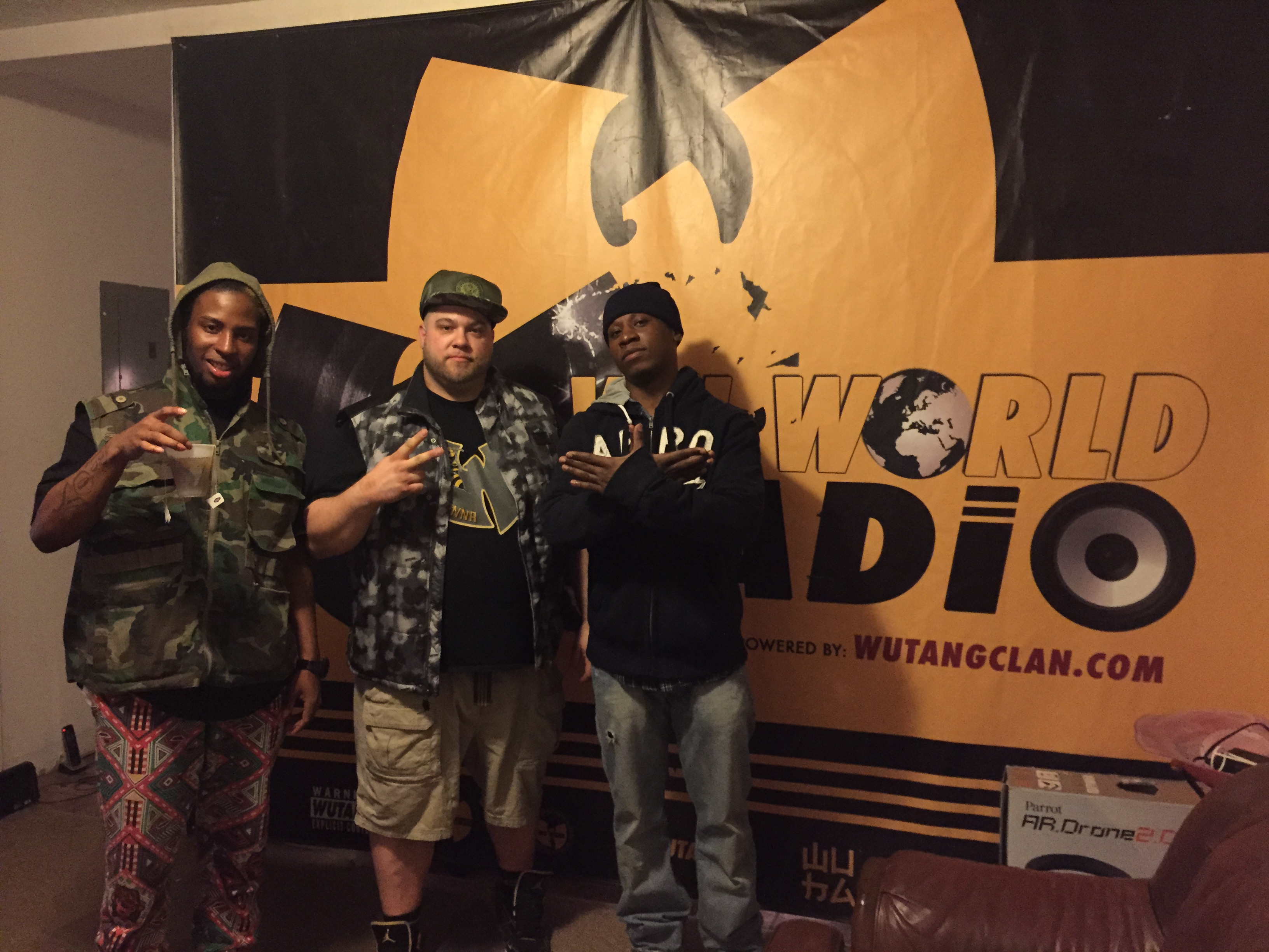 Wu World Radio