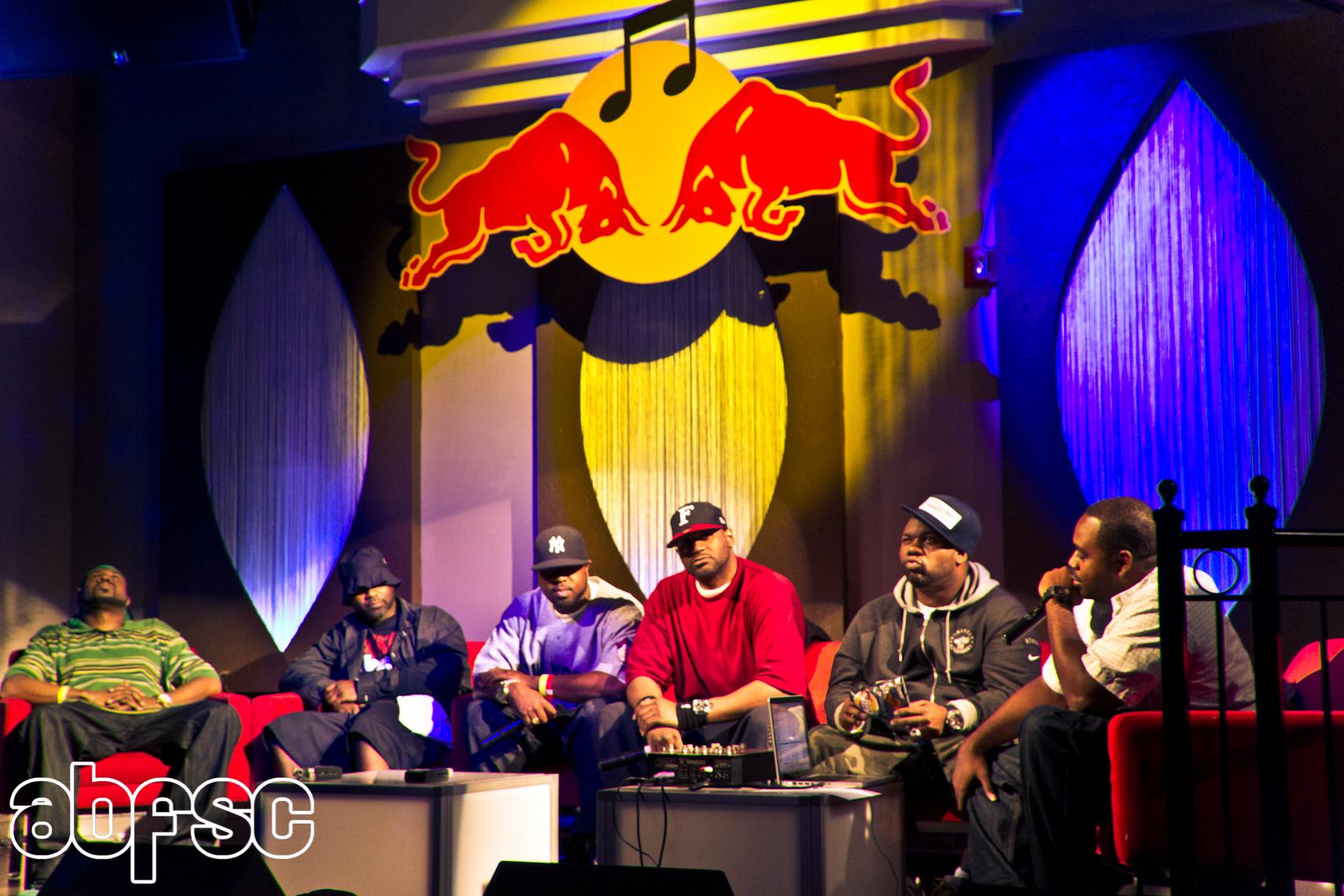 Redbull Concert Series
