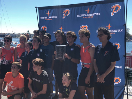 Pacifica Christian HS Hosts Scholastic Regatta