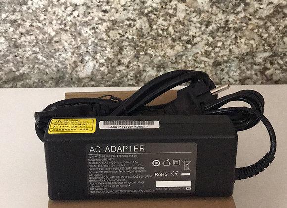 Carregador HP 19.5V 3.33A 65W