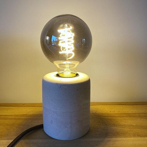 Jesmonite marmer tafellamp