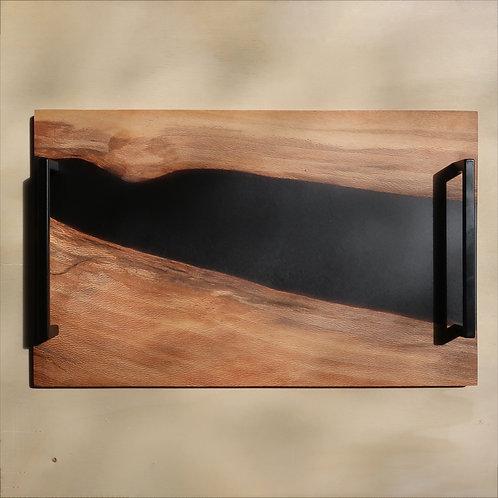 Rivier zwart
