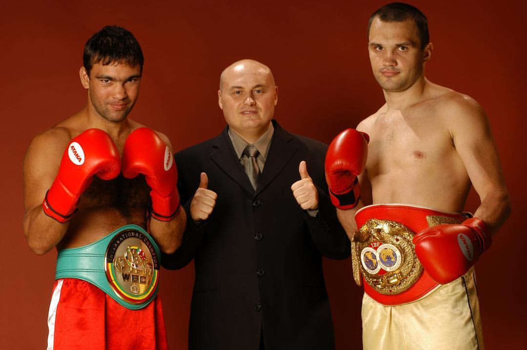 Сергей Татевосян, Эдуард Кожемякин, Денис Инкин (слева направо)