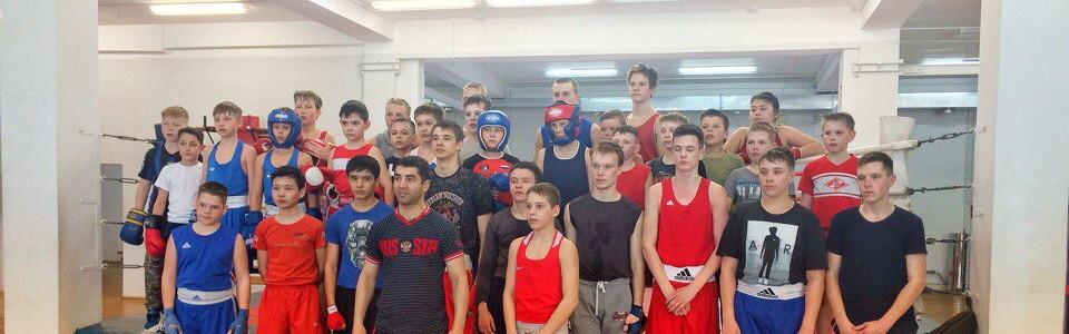 Мастер-класс с заслуженным мастер спорта России Алояном М.С.