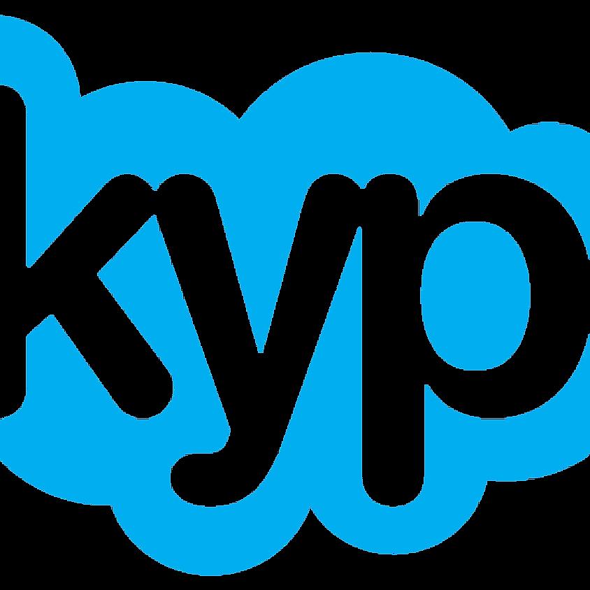 Kompakt-Kurs via Skype