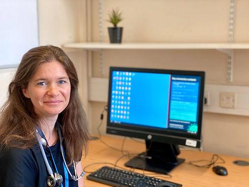 Dr Susannah Bloch contact