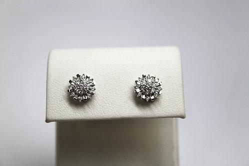 APX Diamond Stud Earrings