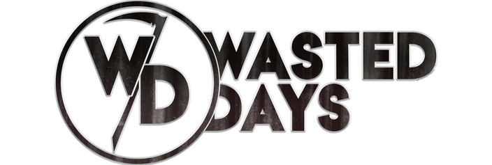 Wasted Days Pins Patches And Apparel scythe logo.png