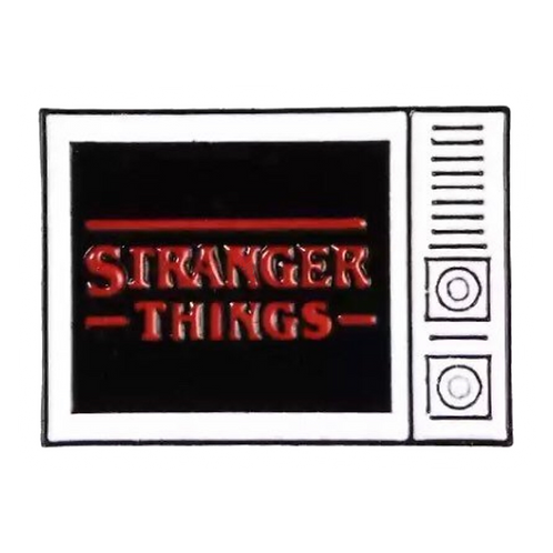 Stranger Things - Television Pin