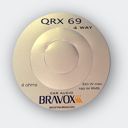Etiqueta Bravox