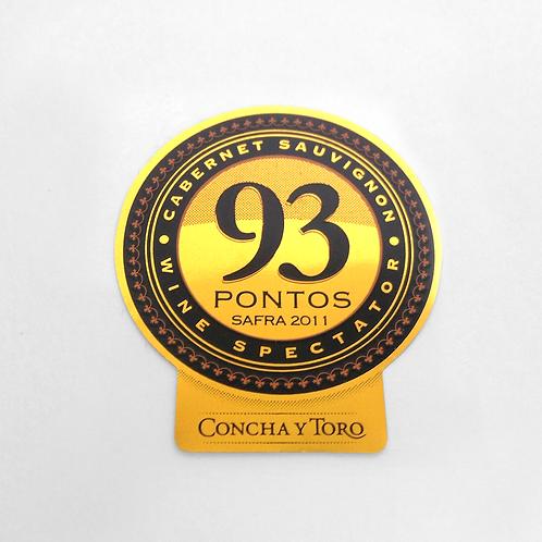 Etiqueta Concha y Toro