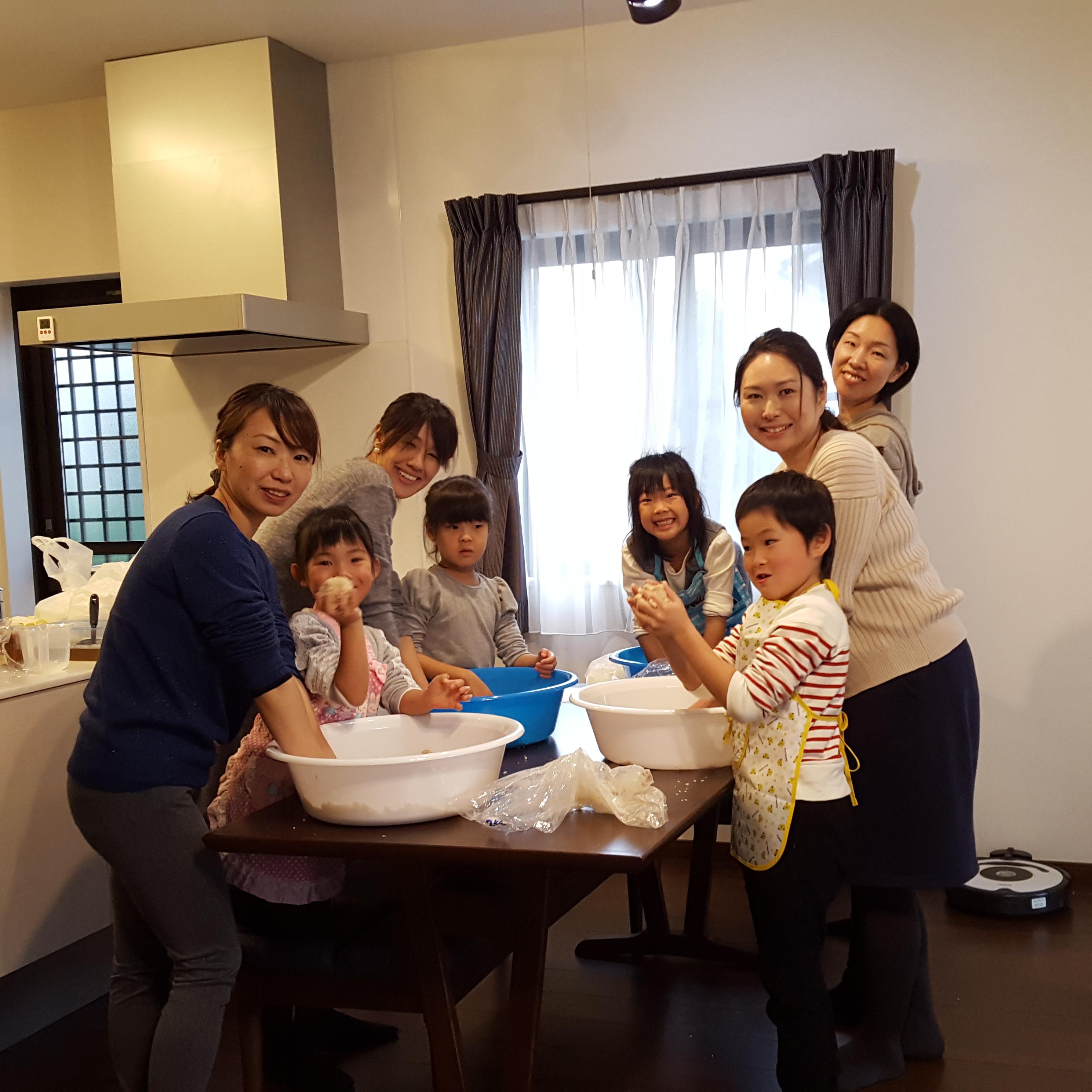 手作り味噌作り