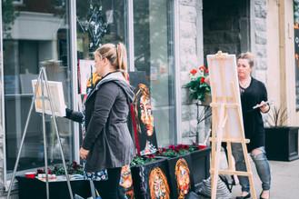Event Photography - Cornwall Art Walk