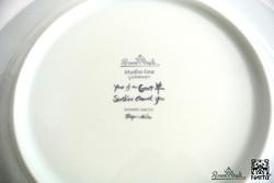 Rosenthal -Goat plate-