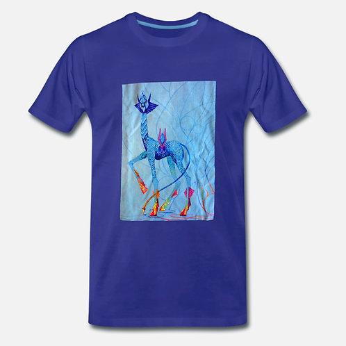 Blue Sapphire2, T-shirt