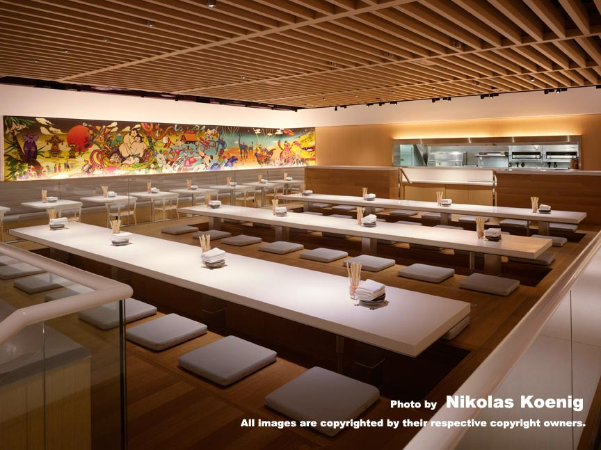 YOTEL Dohyo Restaurant (Wall Art)