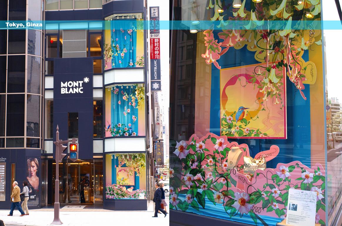 Montblanc Tokyo