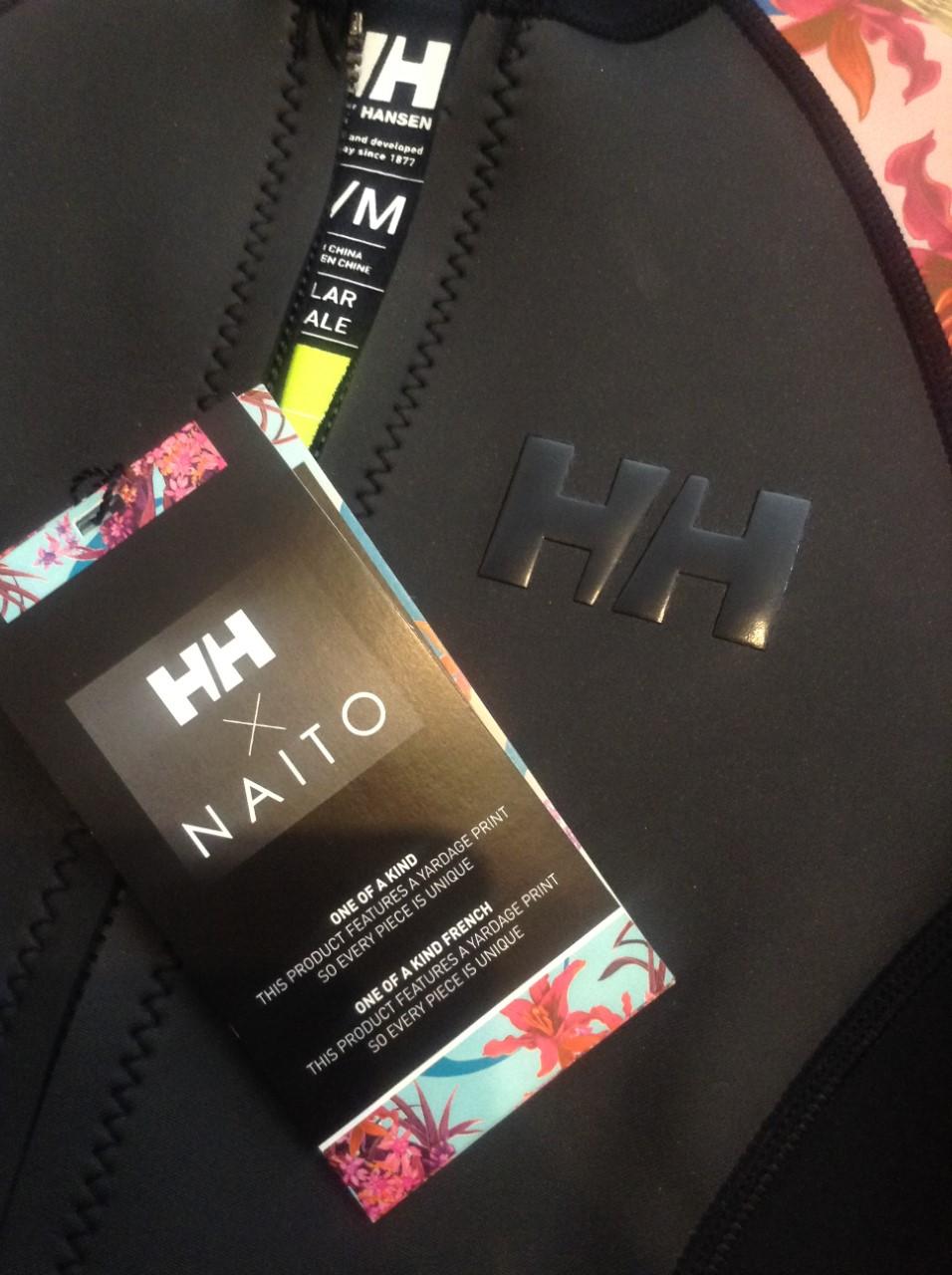 HellyHansen x NAITO