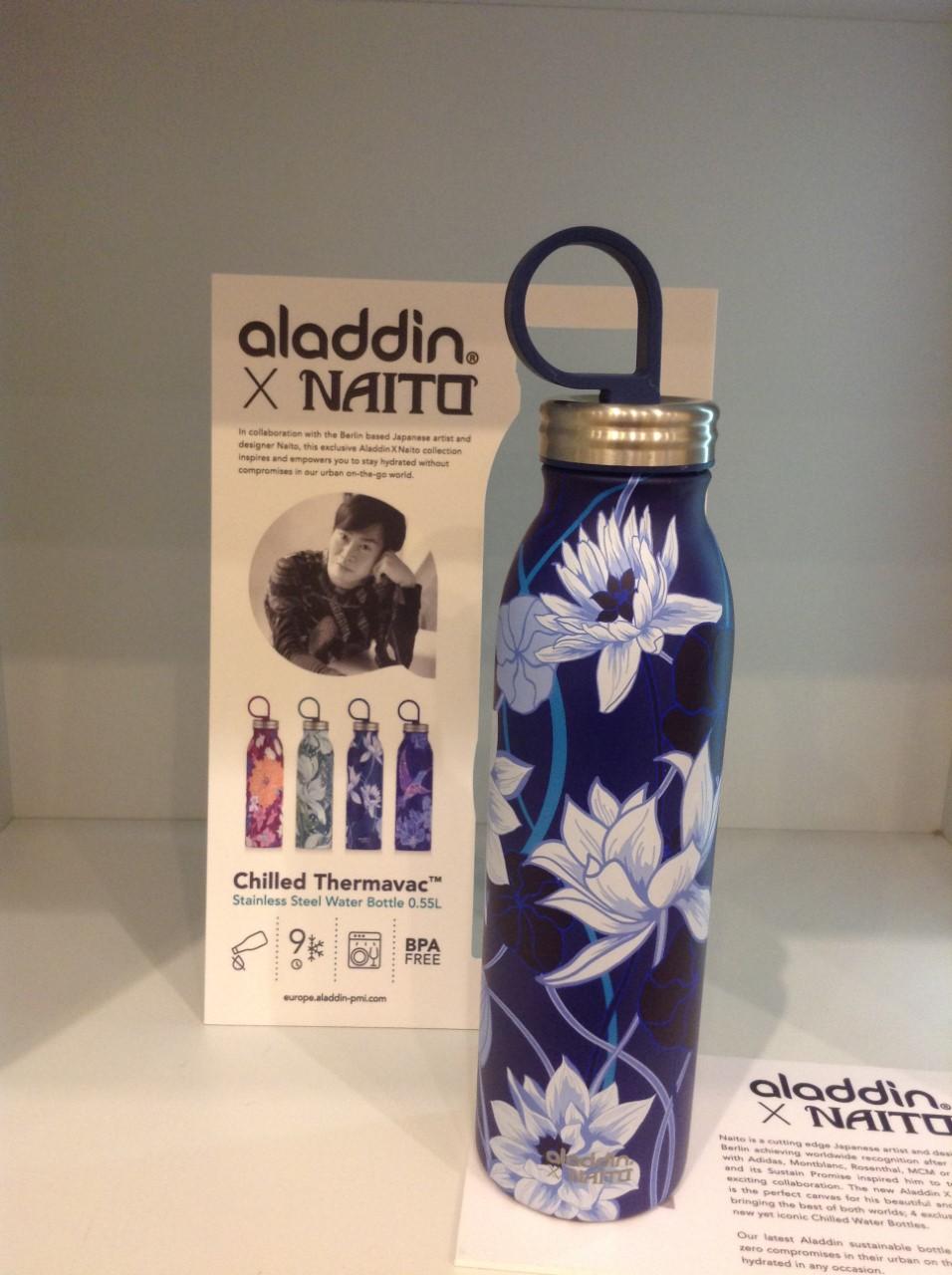 Aladdin x NAITO