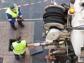 Kanalsanierungsarbeiten an der Schmutzwasserkanalisation im gesamten Gemeindegebiet