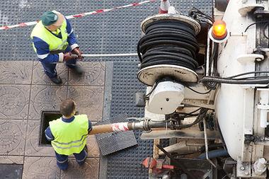 City Workers Kanalisation