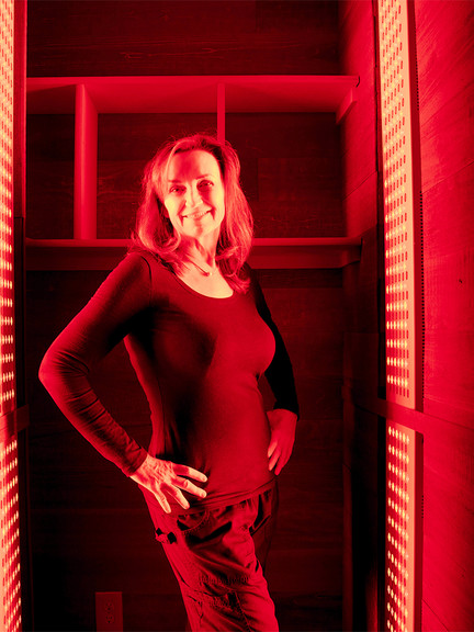 Infrared Light Therapy Cabin Phonenix