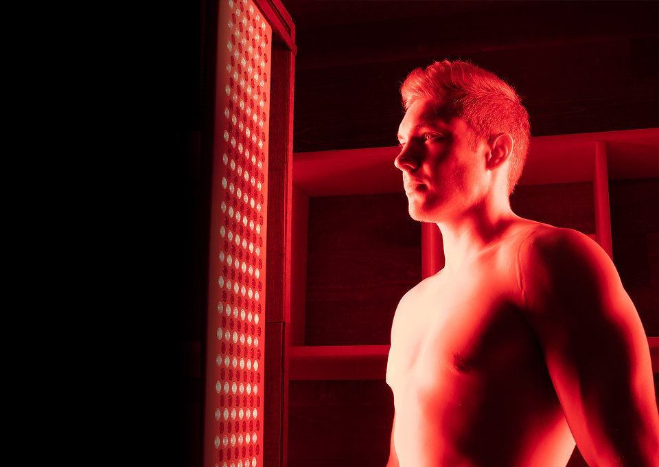 Infrared Light Therapy Booth Phoenix AZ