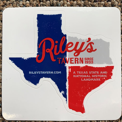 Riley's Sticker