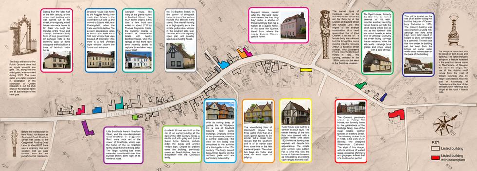 Bradford Street Heritage Information Boa