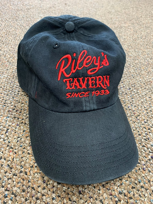 Riley's Cap with adjustable back
