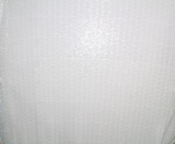 42 White Sequin